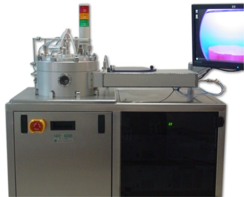 NRE-4000 Deep Reactive Ion Etching System